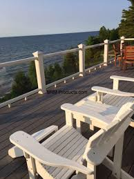 Red Adirondack Chairs Polywood by Polywood Furniture Home