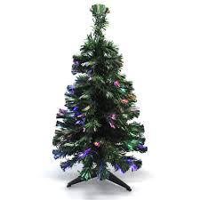 Fiber Optic Artificial Christmas Tree 3 Feet