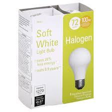 ge light bulbs general purpose halogen modified spectrum soft