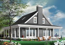 Country Rustic House Plan No 3506 V1 By Drummond Plans