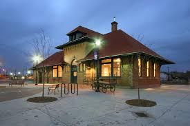 100 Architecture Depot Caldwell Historic Train Rehabilitation Modus