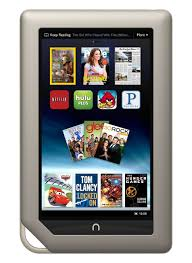 Amazon.com: Barnes & Noble Nook Tablet 8GB Touchscreen 7