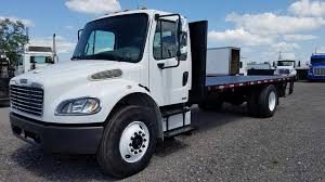 100 20 Ft Truck Buy 06 Freightliner M2 112 Day Cab Flatbed For Sale In