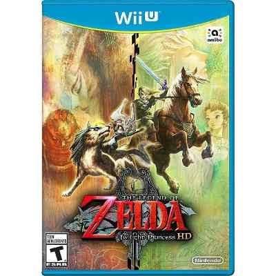 The Legend of Zelda: Twilight Princess HD Video game