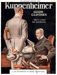 With The Return Of Optimism And Promise Prosperous Times Men Grew Tired Heavy Bulky Suits That Filled Their Wardrobes As Shown In These Ads