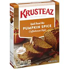 Libbys Pumpkin Bread Kit by Krusteaz Quick Bread Mix Pumpkin Spice 15 Oz My Brands
