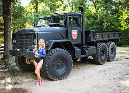 100 5 Ton Army Truck 1991 BMY Harsco M923A2