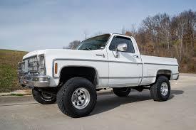 100 Front Wheel Drive Trucks 1979 Chevrolet K 10 Fast Lane Classic Cars Inside Chevy