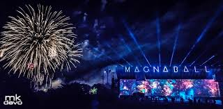 Phish Bathtub Gin Magnaball by Phish Unleashed Fireworks Both Literal And Musical To Close