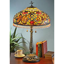 Tiffany Style Lamp Shades by J J Peng Tiffany Style Beaded Lamp 180109 Lighting At