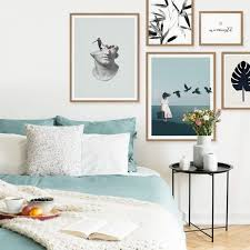 wandbilder fürs schlafzimmer diese zaubern ein entspanntes
