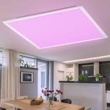 büromöbel smart home rgb led aufbau panel decken le