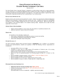 Sample College Student Resume Cover Letter Save Example For