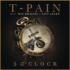 Wiz Khalifa Top Floor Instrumental by 5 O U0027clock Feat Wiz Khalifa U0026 Lily Allen Single By T Pain On