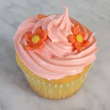 Flowered Fairy Cakes Recipe