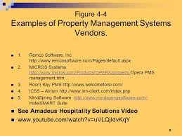 Micros Help Desk Nj by Chapter 4 Property Management Systems Ppt Download