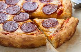 Gluten Free Pizza Crust 3 Ways Via Kingarthurflour