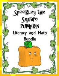 Spookley The Square Pumpkin Book Read Aloud by Character Traits With Spookley The Square Pumpkin Anchor Charts
