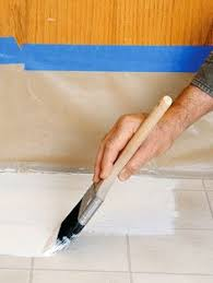 painting vinyl flooring and ceramic tile paint epoxy finishes