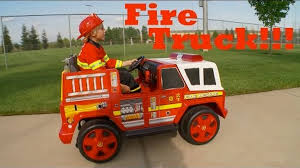 100 Power Wheels Fire Truck Videos Google