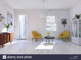 100 Modern Interior The Interior Scandinavian Design Style 3d Rendering