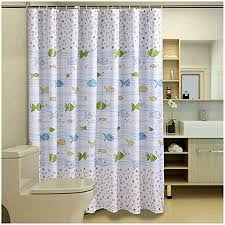maxast duschvorhang antibakteriell duschvorhang fisch duschvorhang polyester bunt bad vorhang 240x200