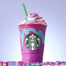 Starbucks Unicorn Frappuccino tastes like sour birthday cake and