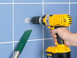 how to drill through tiles how tos diy