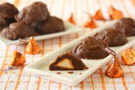 Pumpkin Spice Mms Target by Stuffed Pumpkin Spice Kiss Cookies