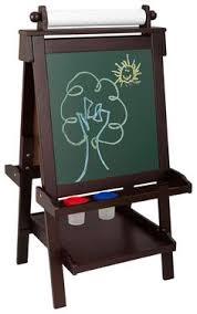 Kidkraft Easel Desk Espresso by Art Easel For Children Kids Easels Pinterest Art Easel And Child