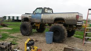 2Nd Gen Dodge Mud Truck - CEO News