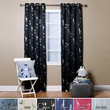 Amazon Best Home Fashion Room Darkening Animal Print Curtains