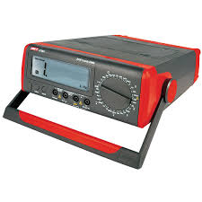 Bench Dmm by Bench Multimeters Rapid Online