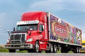100 Truck Designs Pasadena Artist Chris Davenport Makes Sheetz Design Pasadena