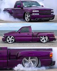 100 Lowered Trucks Double Tap Tag Owner Truckinaround Silverado