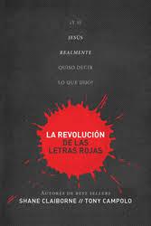 Revolucion De Las Letras Rojas