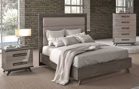 Dario Italian Modern Platform Bed