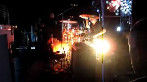The Smashing Pumpkins Oceania Live In Nyc by Smashing Pumpkins Mike Byrne Drum Solo View From Backstage