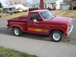 TJFish94 1981 Ford F150 Regular Cab's Photo Gallery At CarDomain Ford Motor Company Timeline Fordcom 1981 Pickup07 Cruisein Trucks Pinterest F150 For Sale Classiccarscom Cc1095419 F100 Pickup Truck Item J8425 Sold February 10 Sell In San Antonio Texas Peddle Garys Garagemahal The Bullnose Bible Ford F350 Custom Dump Bed Dually Pickup Truck Frankfort Little Rust F 100 Custom Vintage Wiley Cyotye Overview Cargurus Vintage Trucks Cc1142273