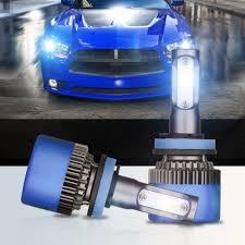 headlight bulb kyerivs led car lights with cob chips 8000 lumens
