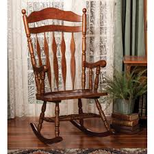 Lowes Canada Rocking Chairs by Furniture White Lowes Rocking Chairs With Dark Wood Frame And