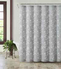 polka dot fabric shower curtains ebay