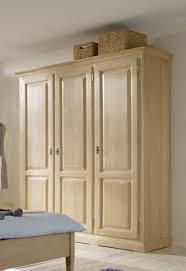 schrank kleiderschrank 3 türig schlafzimmer fichte massiv