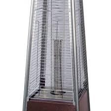 Az Patio Heaters Hldso Wgthg by Az Patio Heaters Patio Heater Quartz Glass Tube In Hammered Bronze