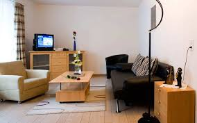 Black Leather Couch Living Room Ideas by Homely Simple Living Room Design Ideas Remodeled Using Black