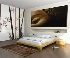 deco chambre bouddha chambre lit bois clair déco bambou bouddha chambre adulte