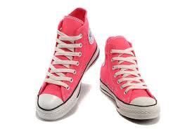 cheap converse shoes Korea edtion fluorescent light pink