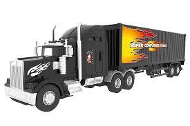 100 Big Toy Trucks Rig Heavy Duty Tractor Trailer Transport Series