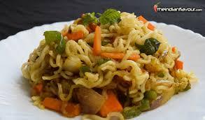 maggi cuisine maggi theindianflavour
