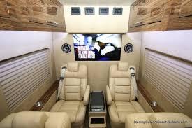 Luxury Custom Ford Transit Van Conversion 8 Passengers 4 Sale 5